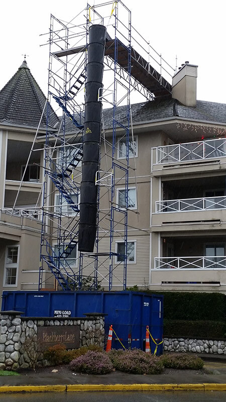 Apex Scaffold Scaffold Services In Lower Mainland